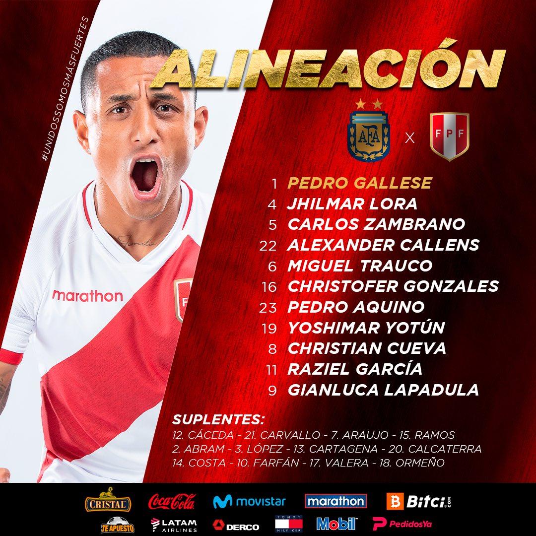 Đội hình ra sân chính thức Argentina vs Peru, 6h30 ngày 15/10 (cập nhật) - Ảnh 2