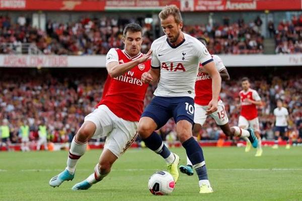 Kết quả Arsenal 2-2 Tottenham: Ngược dòng nghẹt thở