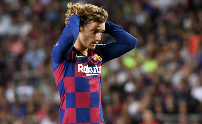 Barcelona thực sự đã 'đi đêm' với Antoine Griezmann?