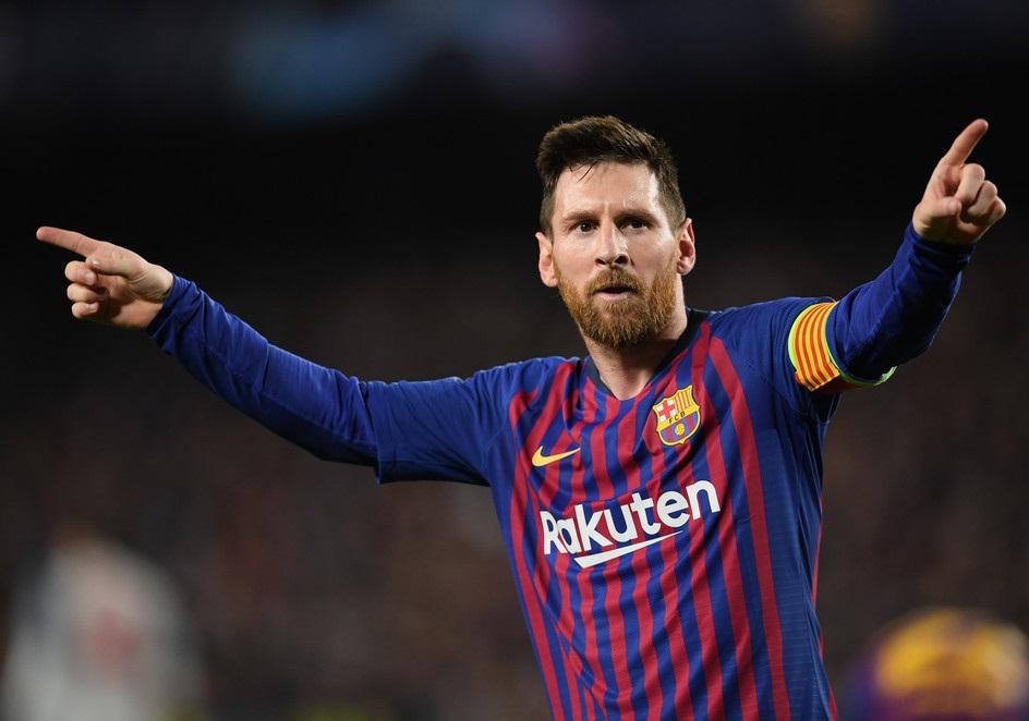 Sốc với mức lương thực sự của Lionel Messi