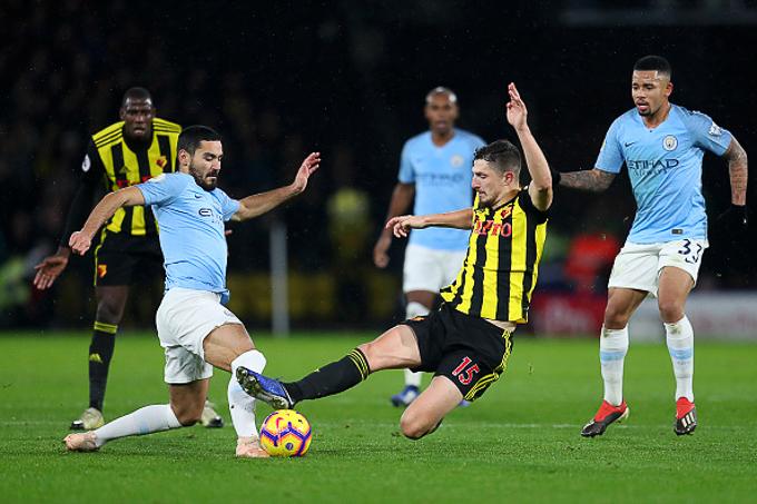 Lịch thi đấu chung kết FA Cup (18/5): Man City vs Watford