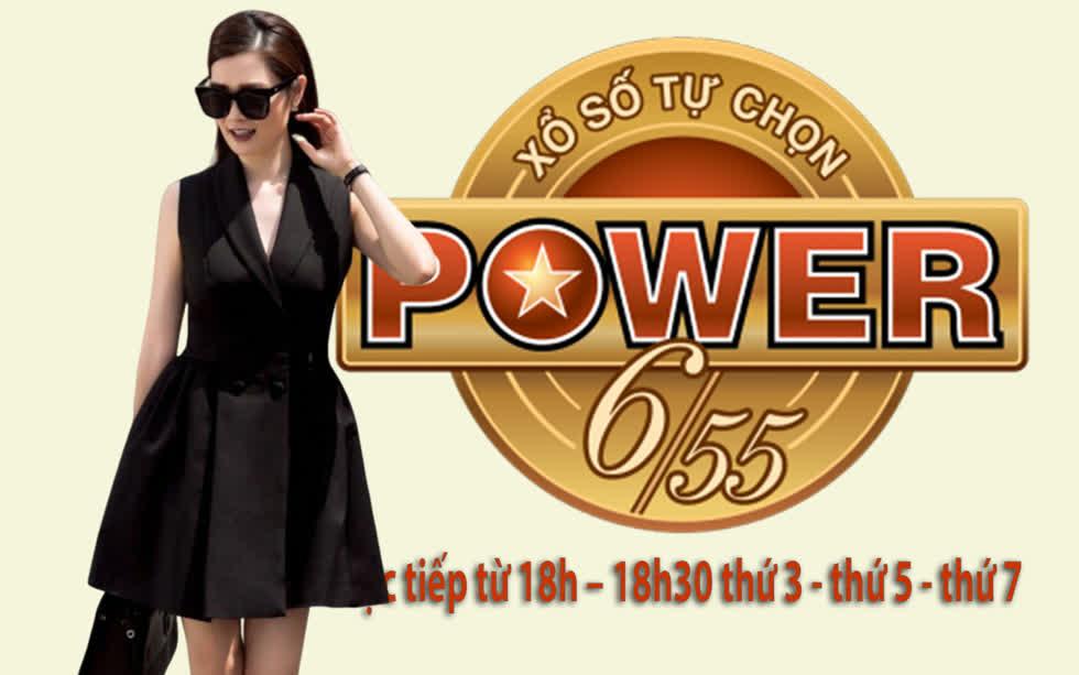 Kết quả Vietlott Xổ số tự chọn POWER 6/55 ngày 11/7