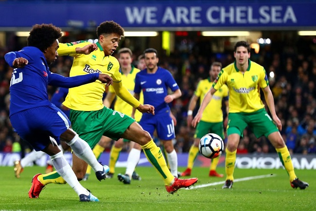 Soi kèo Chelsea vs Norwich City, 2h15 ngày 15/7