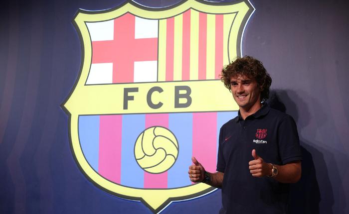 Atletico Madrid kiện cả Antoine Griezmann lẫn Barcelona lên FIFA