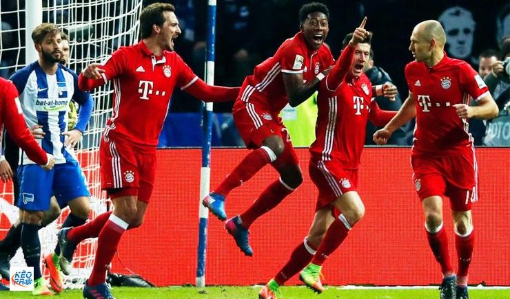 Tỷ lệ bóng đá hôm nay 15/2: Augsburg vs Bayern Munich