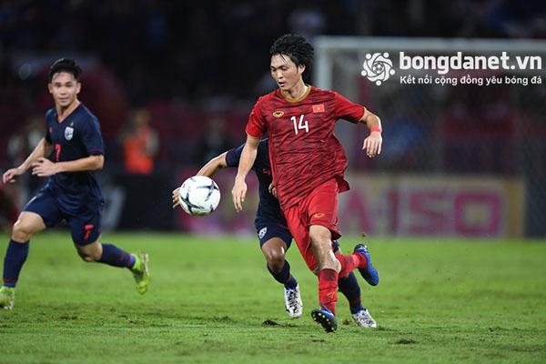Việt Nam vs Thái Lan còn 1 ngày: Thầy trò HLV Park Hang-seo hưởng lợi trên BXH FIFA