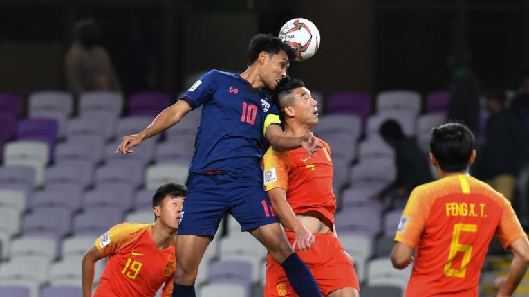 Nhận định Trung Quốc vs Thái Lan 18h35, 21/03 (Giao hữu quốc tế)