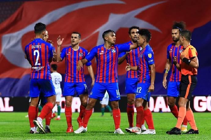Phân tích kèo hiệp 1 Johor Darul Ta'zim vs Nagoya Grampus, 21h00 ngày 22/6