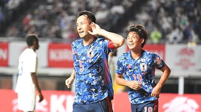 Danh sách, đội hình U23 Nhật Bản dự Olympic Tokyo 2021