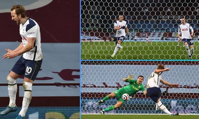 Top ghi bàn Ngoại hạng Anh 20/21: Harry Kane chia sẻ vị trí dẫn đầu