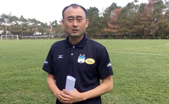 HLV Dương Minh Ninh từ chức, trợ lý thầy Park làm HLV trưởng HAGL