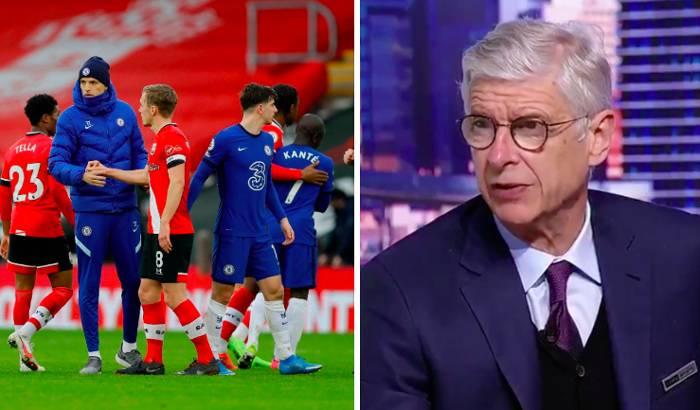 Arsene Wenger dự đoán kết cục buồn cho Chelsea tại Ngoại hạng Anh 20/21