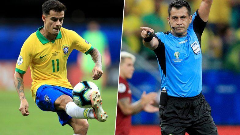 VAR ở Copa America 2019 là 'cánh tay nối dài' của nhà cái?