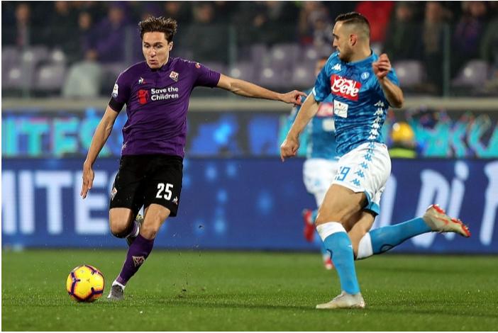 Phân tích tỷ lệ Fiorentina vs Napoli, 1h45 ngày 25/8