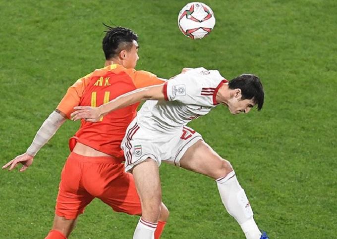 Trung Quốc 0-3 Iran: Iran thẳng tiến vào bán kết gặp Nhật Bản