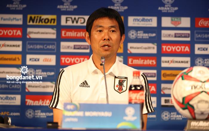 HLV Moriyasu tiết lộ 'tuyệt chiêu' giúp Nhật Bản đánh hạ Iran ở bán kết Asian Cup