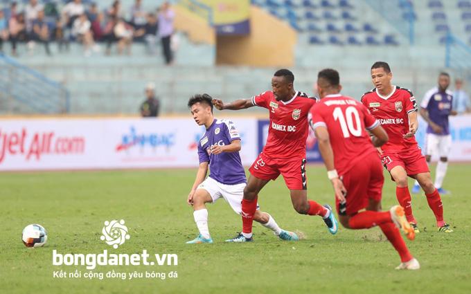 B.Bình Dương vs XM Fico Tây Ninh (17h 30/6): Thách thức nhà vô địch