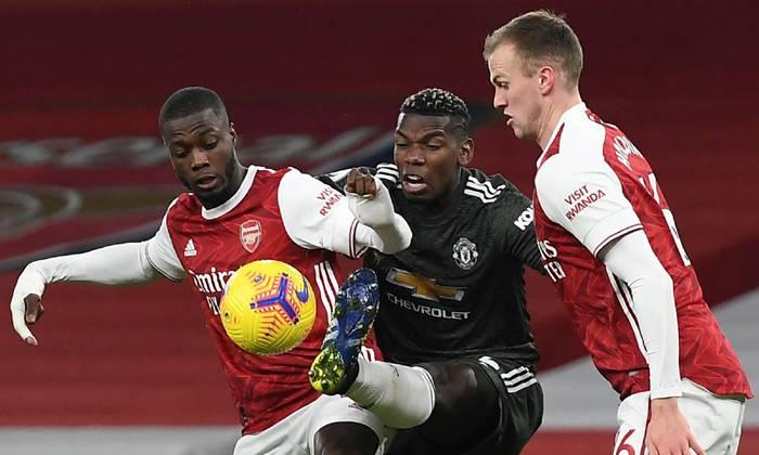 MU khó vô địch Ngoại hạng Anh 2020/21 vì đối đầu kém với Big Six