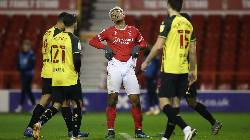 Watford vs Nottingham Forest, 19h30 ngày 6/3