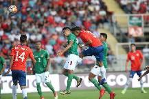 Biến động tỷ lệ kèo Chile vs Bolivia, 4h ngày 19/6