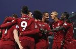 Kết quả Liverpool 4-3 Palace: Cup về gần Anfield