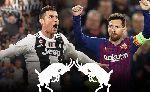Messi bắt kịp kỷ lục ghi bàn không tưởng của Ronaldo