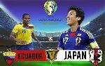 Nhận định Ecuador vs Nhật Bản, 06h00 25/6 (Copa America)
