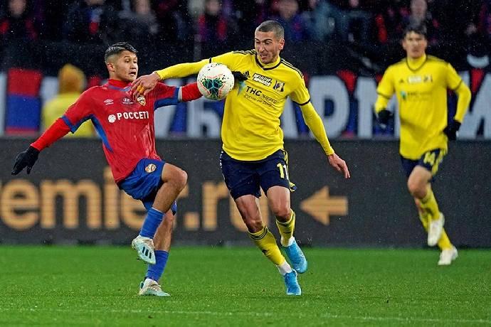 Rostov vs CSKA Moscow, 0h ngày 18/12: Vượt mặt khách